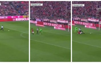 Mats Hummels may have just pulled off the tackle of the season