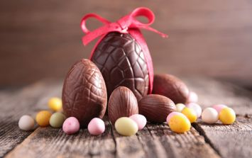 The first high protein Easter egg will be available this year