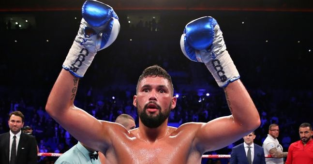 Timeline for Tony Bellew's recovery might be longer than expected