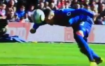 Chris Smalling subjected to merciless ridicule following Phil Jones moment