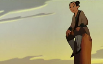 People are raging over this news about the live-action Mulan movie