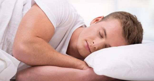 This surprising tip will help you get back to sleep when you wake up at night