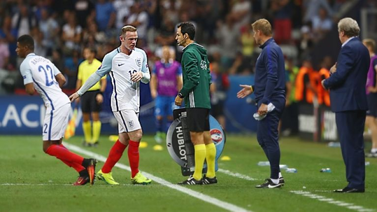 REVEALED: How Wayne Rooney dealt with England players after Iceland defeat