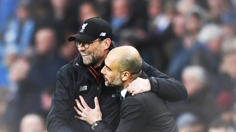 A breathtaking game at the Etihad highlights the flaws that Guardiola and Klopp need to address