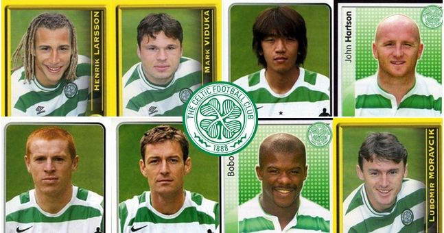 QUIZ: How well do you remember Celtic players of the 2000s?
