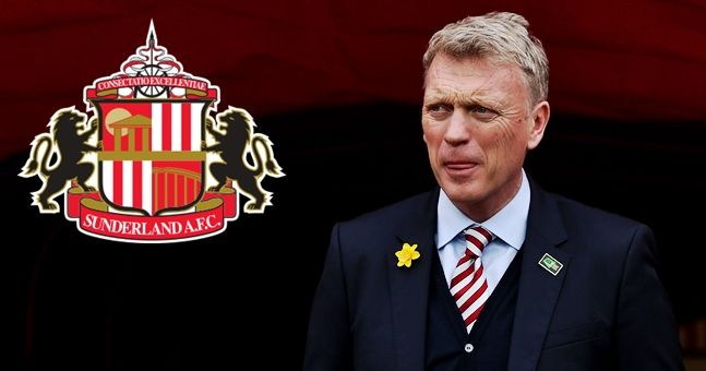 David Moyes had a utterly bizarre reason to omit a player this weekend