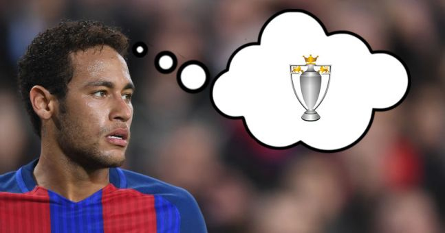 Neymar's latest comments will have Premier League transfer muppets buzzing with excitement