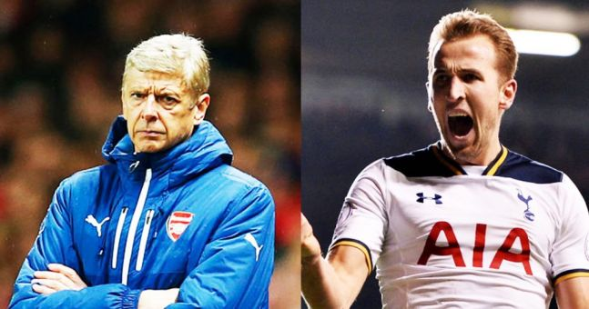 There's a real irony to the choice of advert placed in the Telegraph's latest Arsene Wenger update