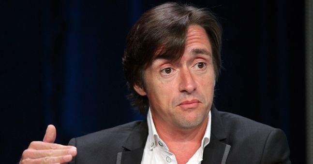 Richard Hammond was badly hurt in motorbike crash during filming of The Grand Tour