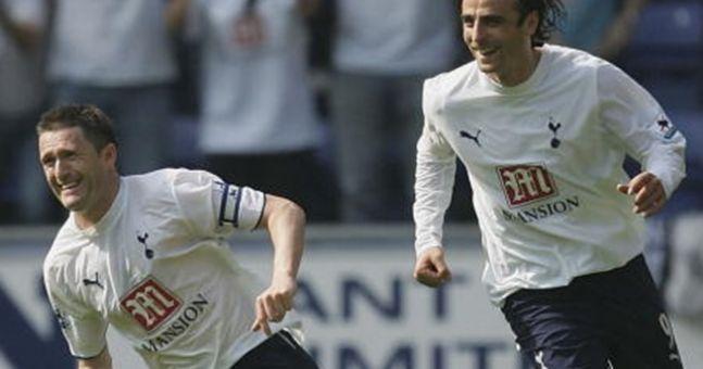 Every Spurs fan should hear Dimitar Berbatov's superb tribute to Robbie Keane