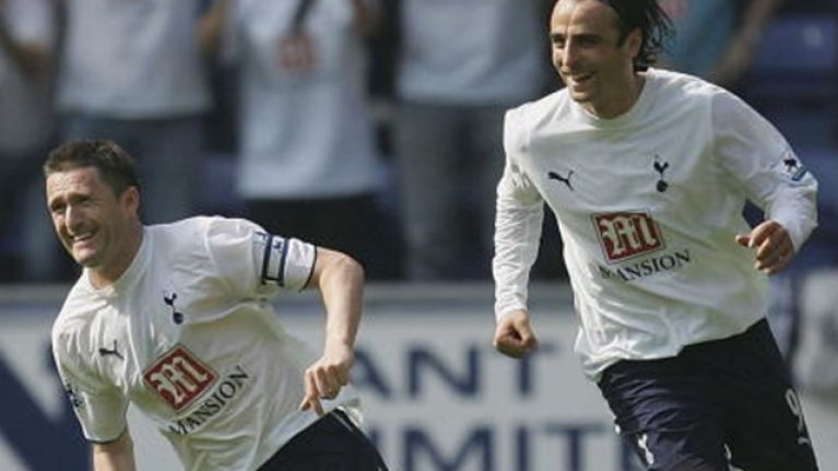 Every Spurs fan should hear Dimitar Berbatov's superb tribute to Robbie Keane