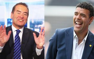 Chris Kamara has his say on Jeff Stelling's possible retirement