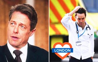 WATCH: Everyone was blown away by Hugh Grant's incredibly poignant Love Actually 2 speech