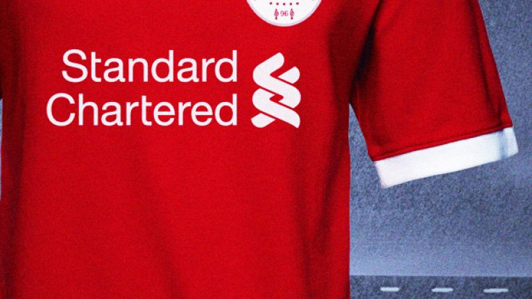 d491eb3a456 Liverpool to officially unveil classy new 125th anniversary crest and home  shirt in April
