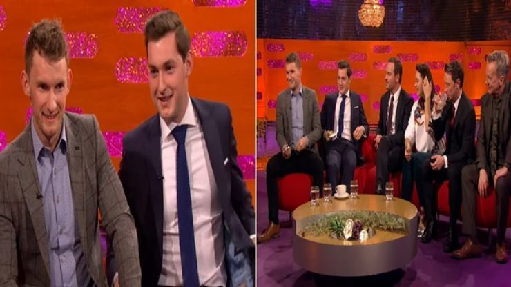 The O'Donovan brothers went down an absolute storm on Graham Norton's New Years' Eve special