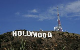 Someone secretly modified the Hollywood sign overnight in homage to new marijuana law