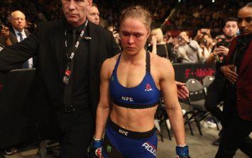 Ronda Rousey pays tribute to Amanda Nunes in classy statement