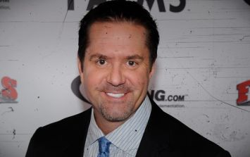 Fighters line up to pay tribute to Mike Goldberg as he bows out without proper send-off