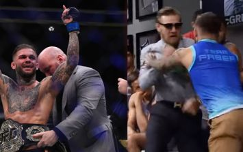 UFC's newest star Cody Garbrandt unearths past beef to expertly call out Conor McGregor