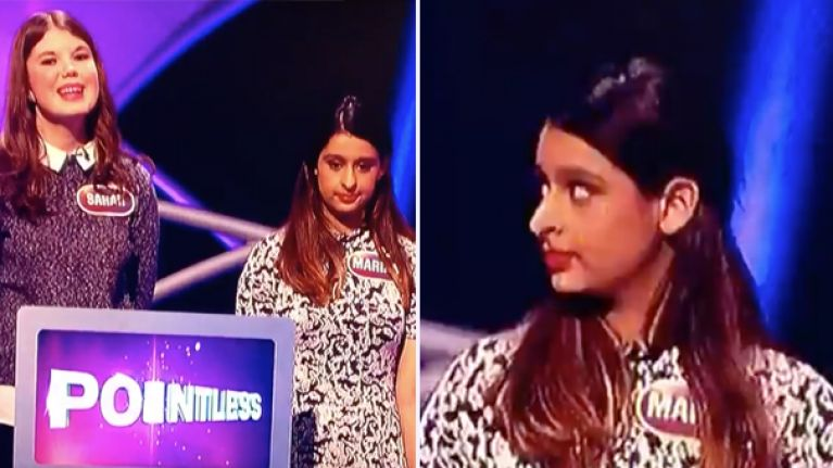 Watch the unbelievable Pointless answer that destroyed a friendship forever