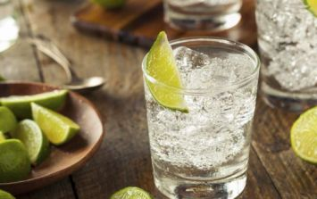 There's a new type of gin and it's got chocolate in it