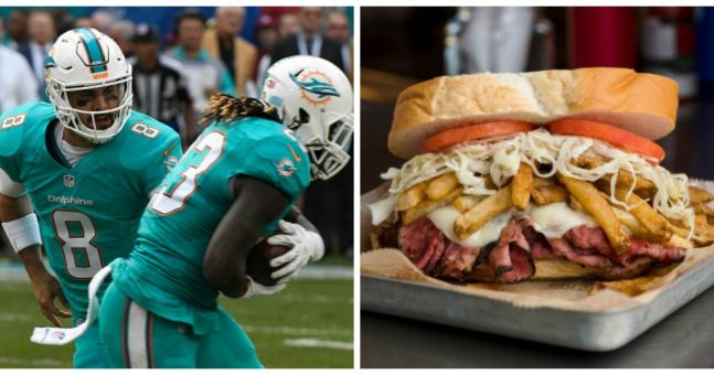 Restaurant might need a science lesson after strange NFL-based menu change