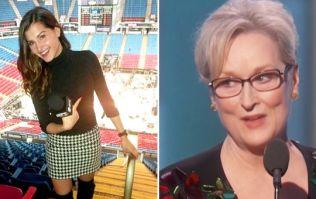 UFC reporter Megan Olivi puts Meryl Streep back in her box after bizarre MMA criticism