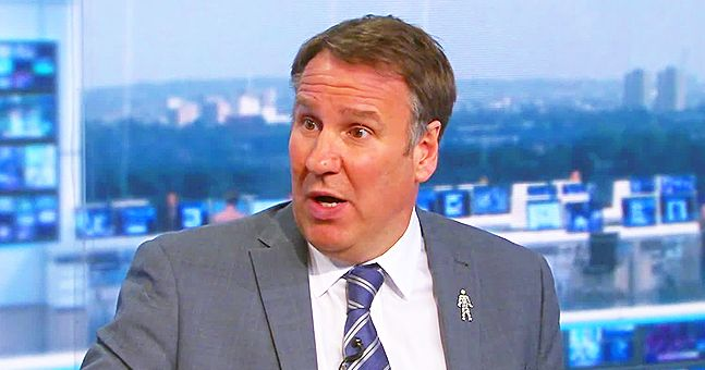 Paul Merson just outdid himself with a breathtakingly stupid comment about Thierry Henry