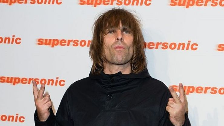 No prizes for guessing who Liam Gallagher could be talking about with this not so subtle Twitter dig