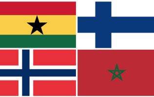 QUIZ: Correctly identify these 20 national flags