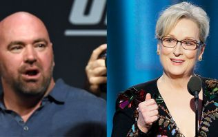 Dana White's response to Meryl Streep's MMA diss is exactly as insulting as you'd expect