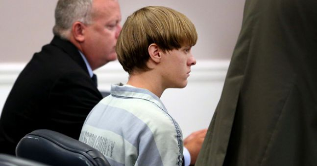 Dylann Roof sentenced to death for Charleston church shootings