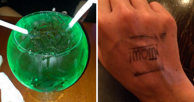 23 things you find in every shit local nightclub