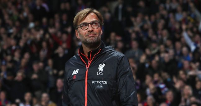 Only seven managers have gained more points than Jurgen Klopp in their first 50 Premier League games