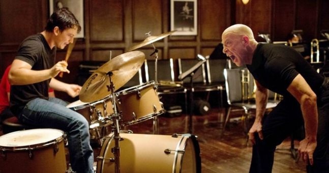 You haven't seen Whiplash? Why the hell haven't you seen Whiplash?
