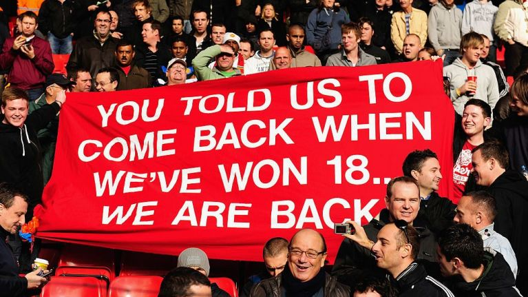 The truth about the Manchester United vs Liverpool rivalry, as told