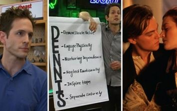 The D.E.N.N.I.S. System from Always Sunny will completely change how you see Titanic forever