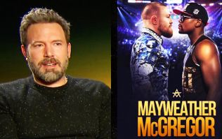 EXCLUSIVE: UFC part-owner Ben Affleck wants Conor McGregor to fight Floyd Mayweather