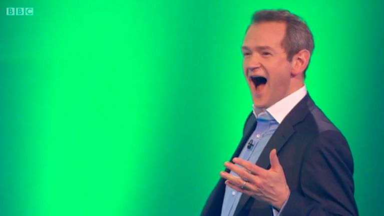 Surprising moment Pointless contestant finds answer right in front of her