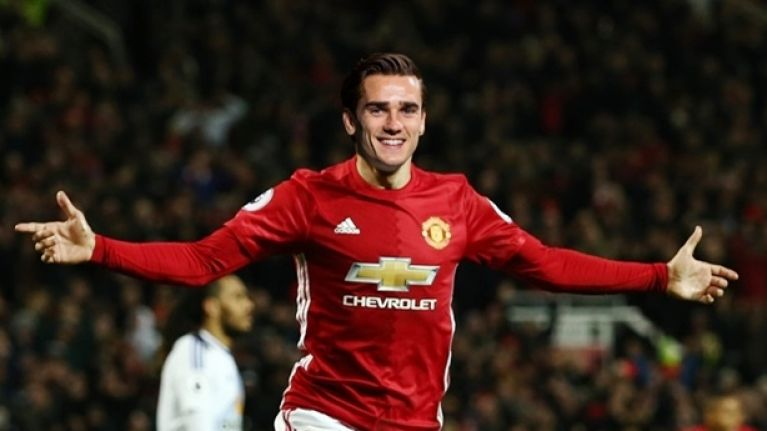 Seven reasons why Antoine Griezmann will definitely join Manchester United