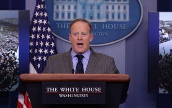 Donald Trump's Press Secretary has been turned into a glorious meme