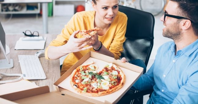 food and relationships We all need healthy relationships at work, if we're going to succeed learn how to build and maintain great working relationships just as we do food and water.