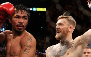 Whatever happens with Mayweather, Dana White is not interested in McGregor vs. Pacquiao