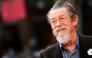 J.K. Rowling, Stephen Fry and more pay tribute to iconic actor John Hurt