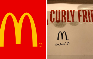 McDonald's have added curly fries to their menu and we want them immediately