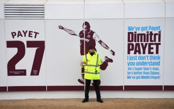 West Ham fans point out a slight issue with club's Payet shirt offer