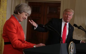 Donald Trump is expected to visit the UK in 2018