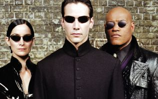 Stars of the Matrix reunite after 18 years - and if anything they look even better now