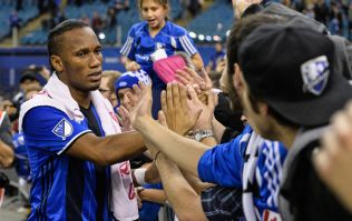 Chelsea fans are getting super-excited after Didier Drogba turns down a potential new club