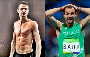 This is what Olympic athlete Thomas Barr eats on a regular training day